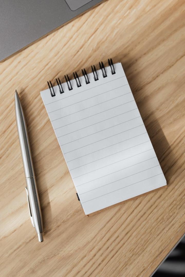 Write that down…