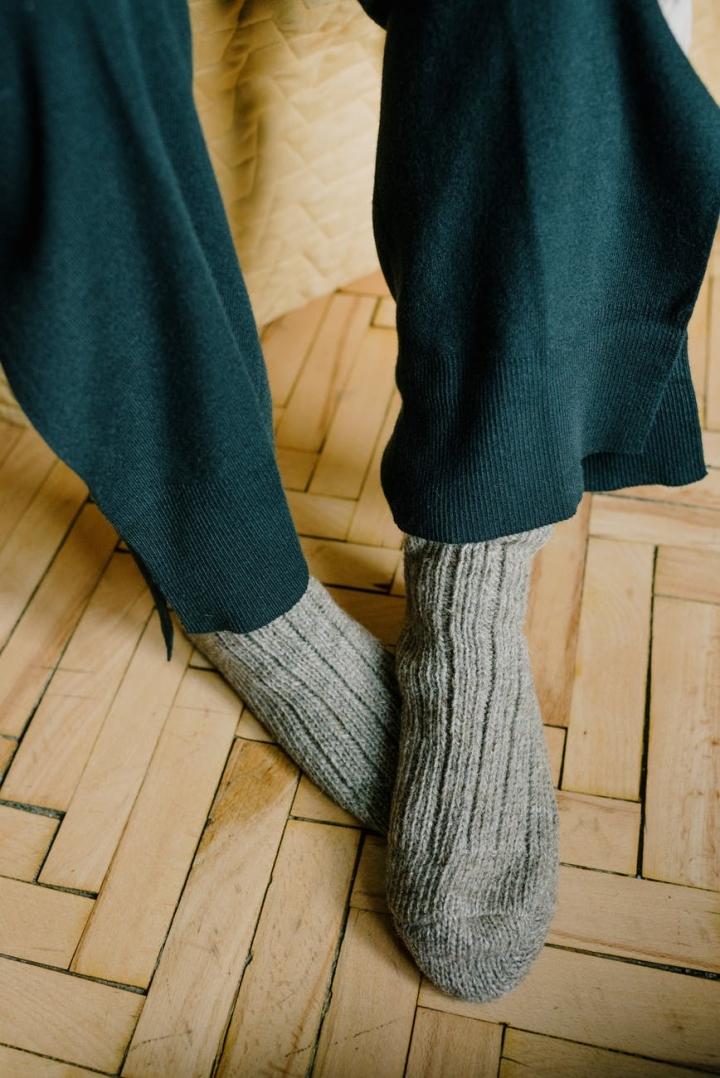 Ummm, socks.