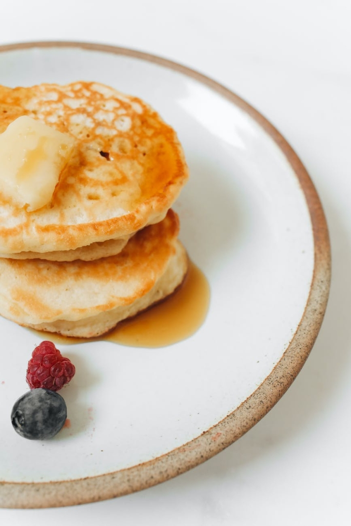 Pancakes…yum!!